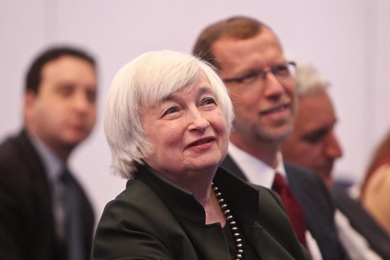 Future Treasury Secretary Janet Yellen Faces COVID-Induced Economic Crisis