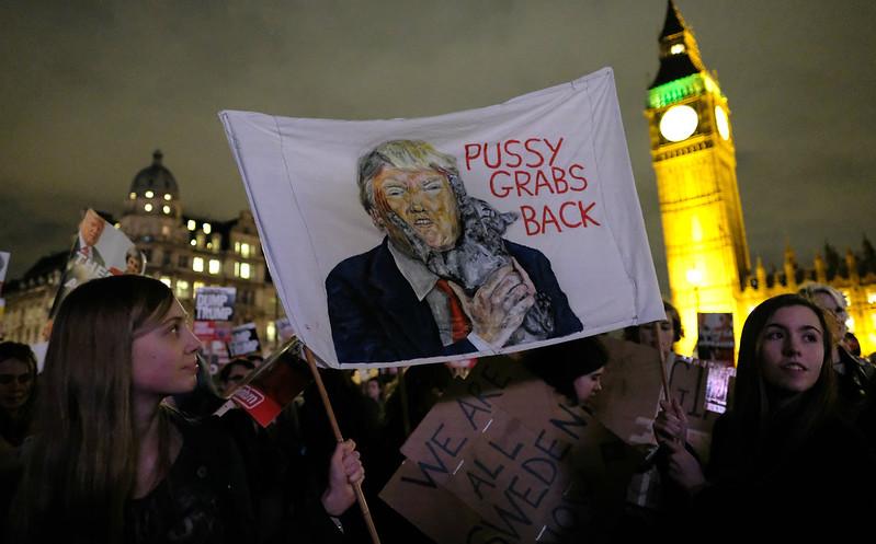 Progress in Gender Violence Prevention Begins When the Trump Presidency Ends