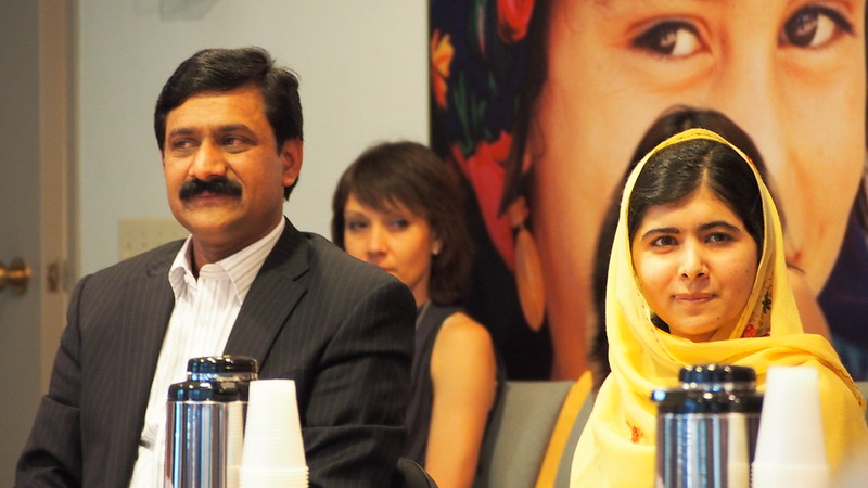 The Ms. Q&A: Ziauddin Yousafzai Is Determined To Give Malala Every Opportunity a Boy Would Have