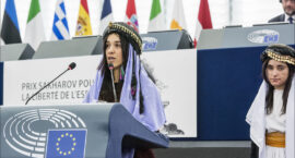 The Ms. Q&A: Nobel Laureate Nadia Murad on Justice for Yazidi People and for Survivors of Sexual Violence