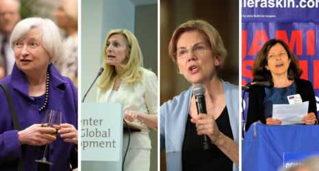 The Women Who Could Lead Biden's Economic Recovery