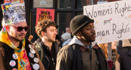 Why Preventing Violence Against Women Requires Men and Boys