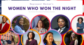 Women's Representation: Women Who Won the Night