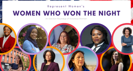 Women's Representation: Women Who Won the Night
