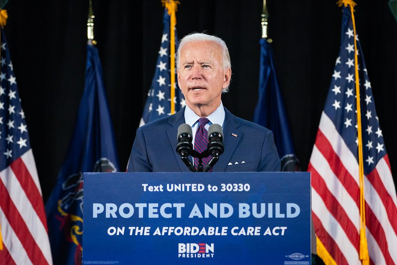 The Weekly Pulse: Biden's Plan for COVID and Health Care; New Research About Mask-Wearing