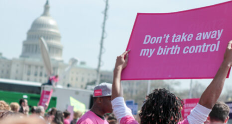The Fight for Reproductive Health Care Is a Fight for Human Rights