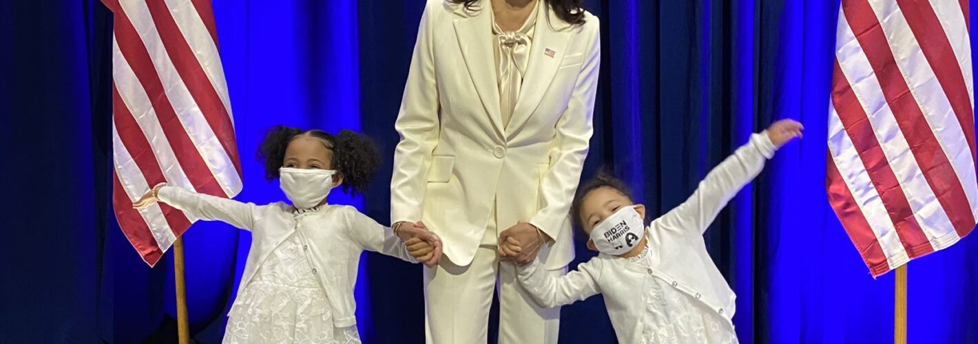 The White Pantsuit: A Fashion Statement, but Also Deeply Symbolic