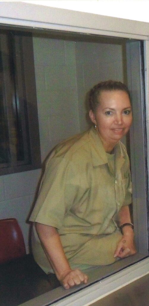 Execution of Lisa Montgomery Delayed—the Only Woman on Death Row