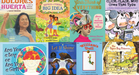 15 Feminist Books for Kids That Prove You Can Be a Feminist at Any Age