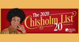 20 Sisters of 2020 Walking in the Footsteps of Shirley Chisholm