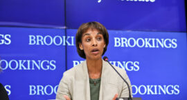 """Cecilia Rouse on Track to be First Black Chair of Council of Economic Advisers: """"The Safety Net Has Frayed"""""""