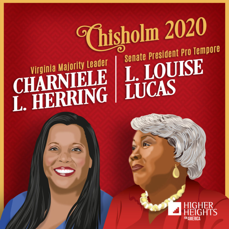 Charniele L. Herring and L. Louise Lucas