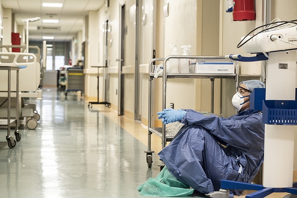 Concerned Nurses Ask: Are We Heroes or Expendable?