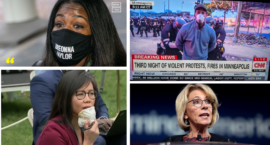 Eight WTF Moments of 2020