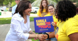 Getting it Right: Why It's Important To Pronounce Kamala Harris's and My Name Correctly