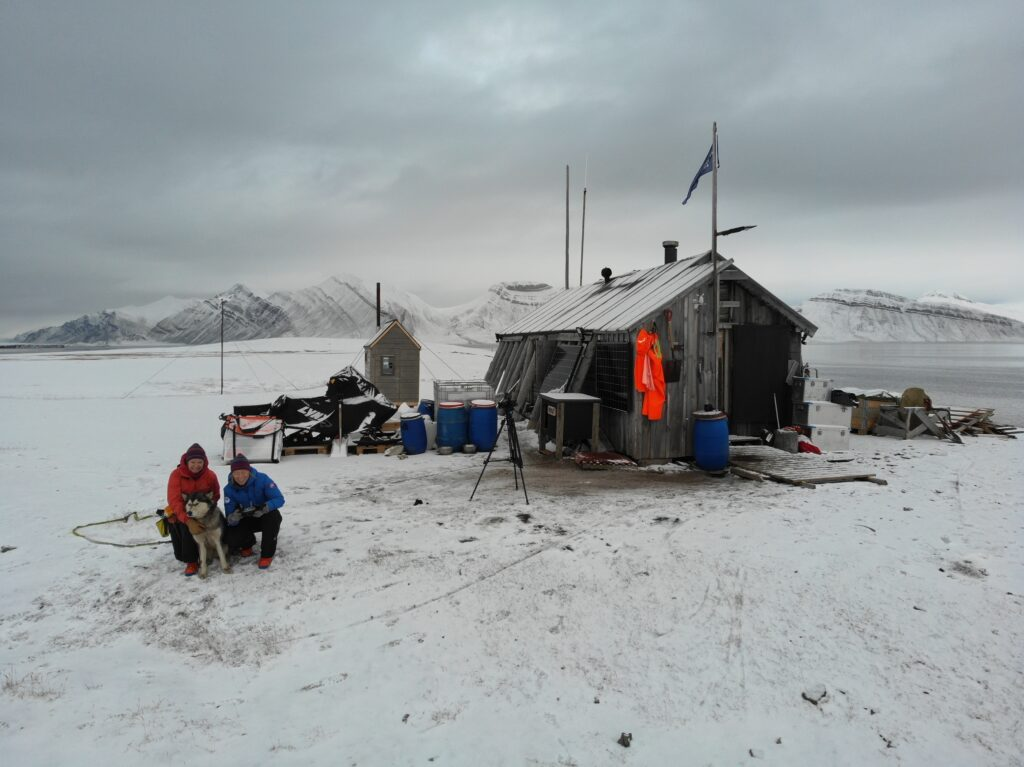 Citizen Science: First Women to Overwinter in the Arctic Return for Second Time