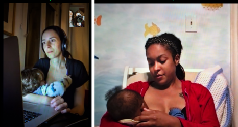 Is Online Breastfeeding a New Thing? How the Pandemic is Changing Everything and Nothing