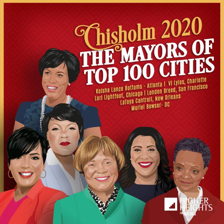 Black Women Mayors
