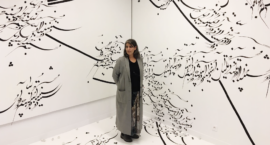 """Activist and Artist Parastou Forouhar Is Fighting for the """"Iran That Could Have Been"""""""