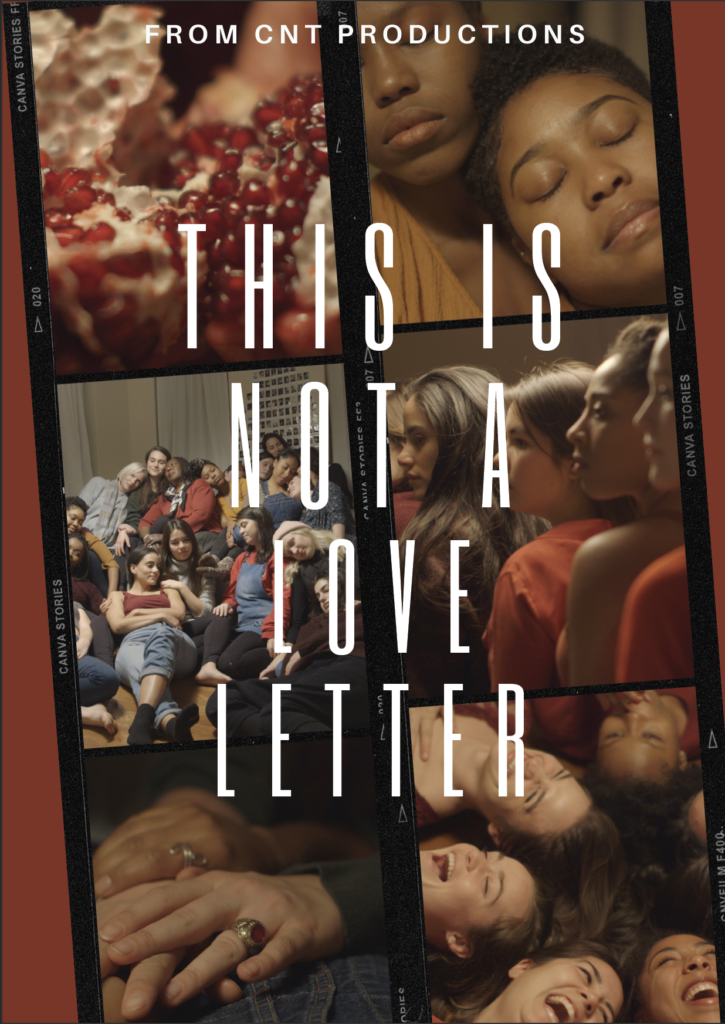 This is Not Your Typical Love Letter: An Abortion Story