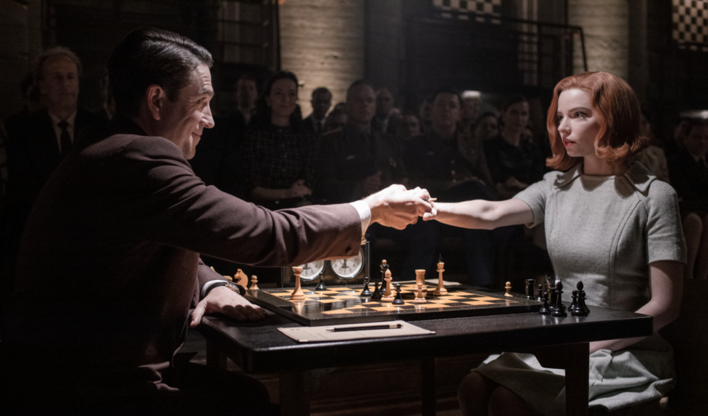 The Queen's Gambit Does a Lot Well. Portraying What's Like To Be a Woman in Chess Isn't One of Them.