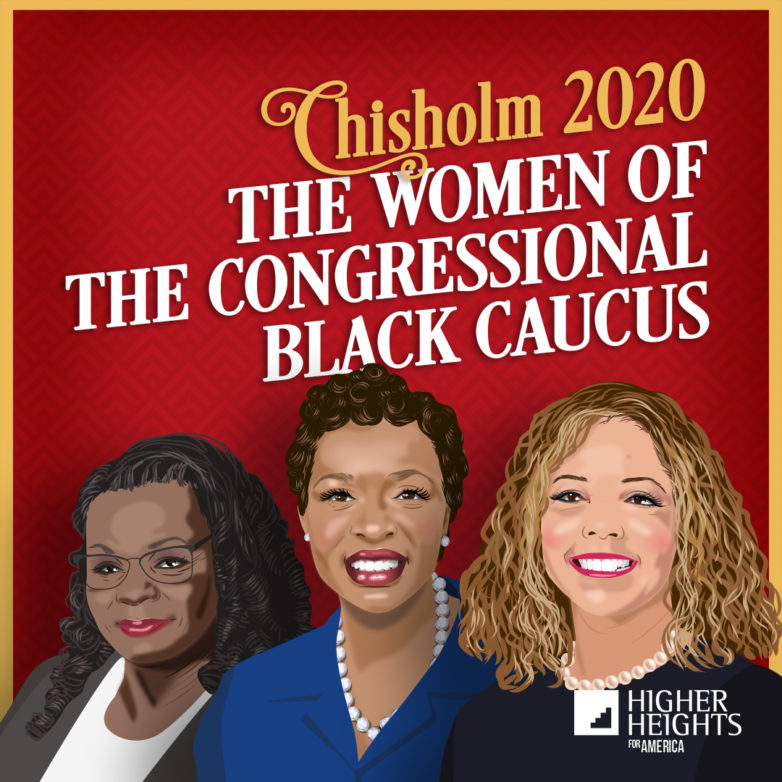 The Women of the Congressional Black Caucus