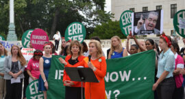 The Time Has Come to Certify the Equal Rights Amendment as Part of the Constitution, Say Reps. Carolyn Maloney and Jackie Speier