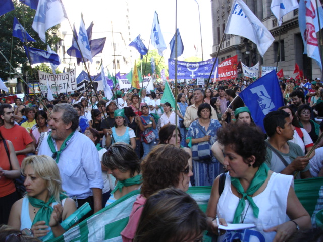 Argentina Legalized Abortion Until 14 Weeks. The National Campaign for Safe, Free and Legal Abortion is the Hero Behind It