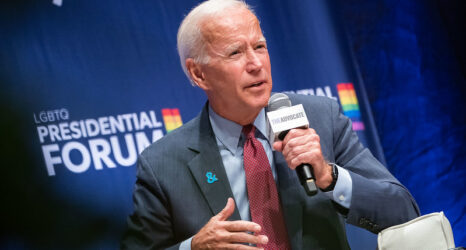 """Biden Is Returning the U.S. to an Era of LGBTQ Inclusion: """"America's Strength Is Found in Its Diversity"""""""