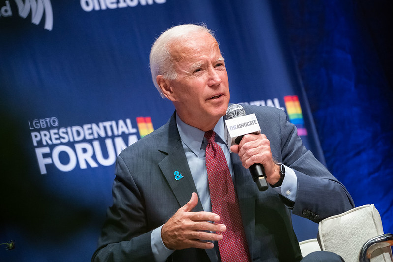"Biden Is Returning the U.S. to an Era of LGBTQ Inclusion: ""America's Strength Is Found in Its Diversity"""