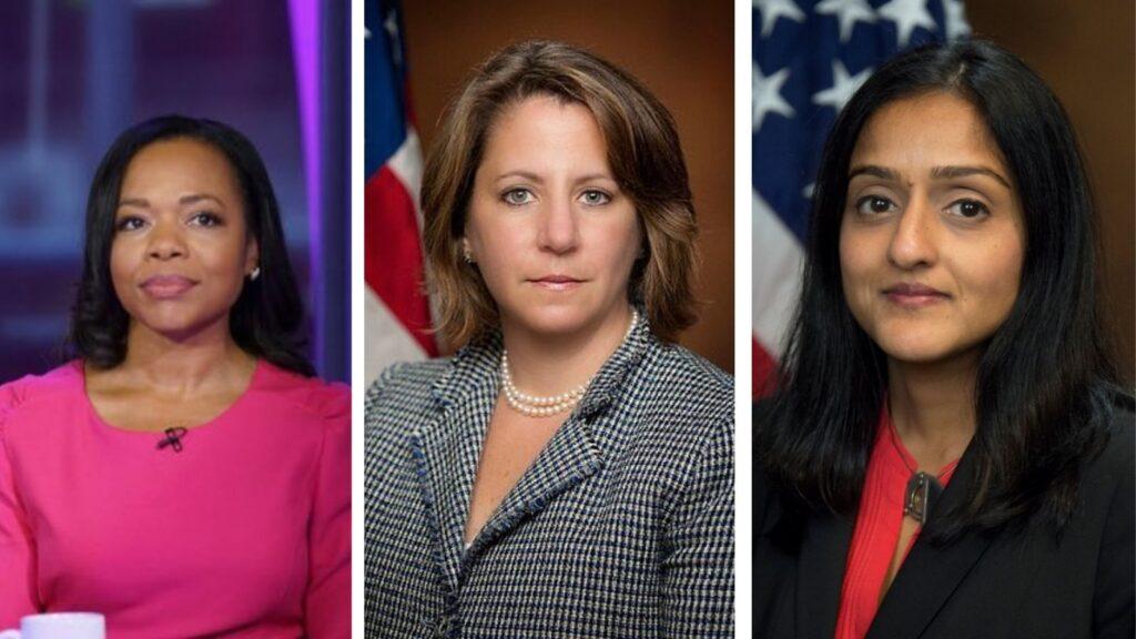 Biden picks Merrick Garland and Three Women to Lead Justice Department