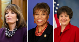 Democratic Women's Caucus Urges Biden-Harris Administration to Take Action to Further Gender Justice