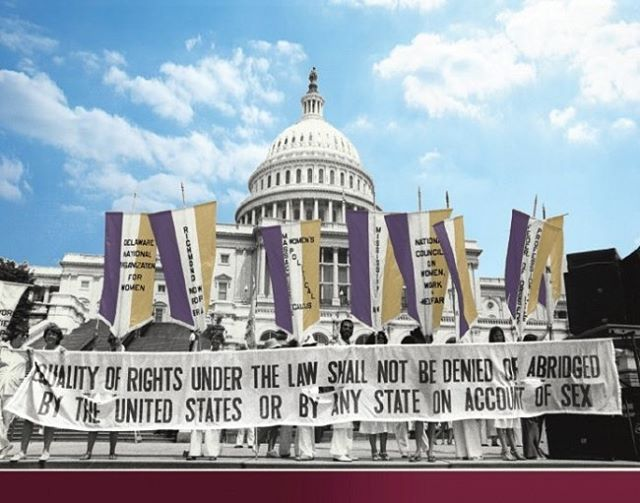 """""""Completing the Work of Our Foremothers"""": The Final Push for the Equal Rights Amendment"""