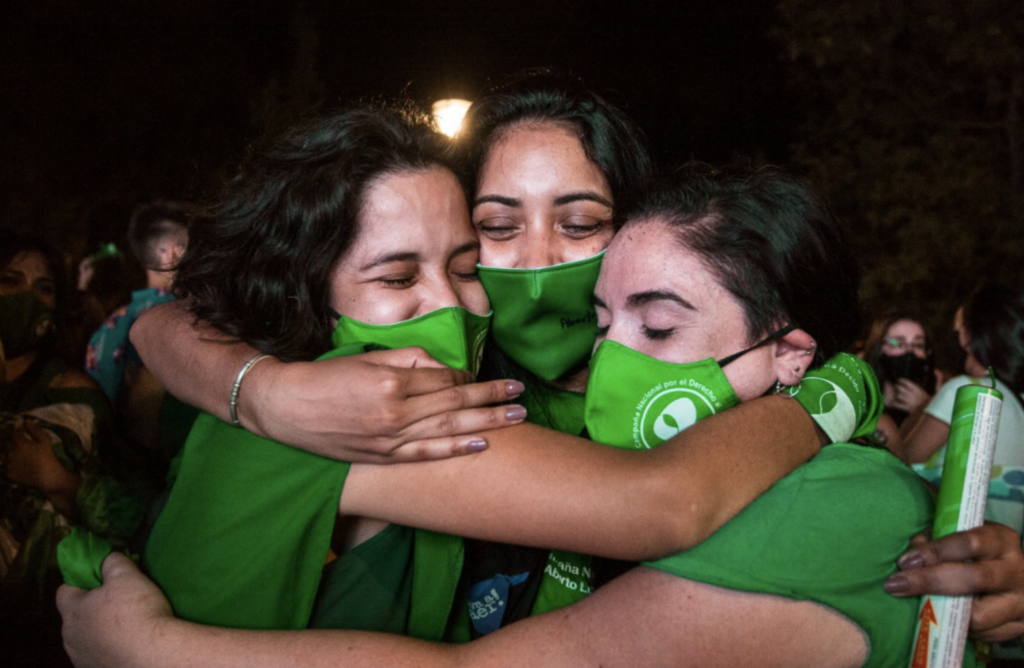 From <em>Roe v. Wade</em> to the Green Wave in Latin America