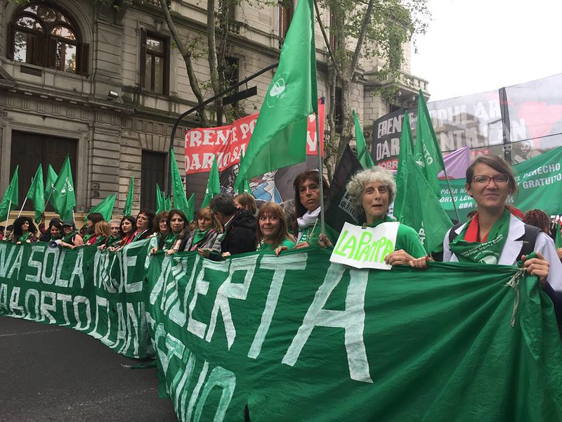 From Roe v. Wade to the Green Wave in Latin America