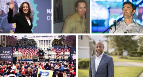 Keeping Score: Democrats Win Senate Majority; Alt-Right Storms Capitol Hill