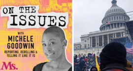 On The Issues: Feminists Discuss the Insurrection at the Capitol