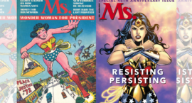 "Smithsonian's ""Sidedoor"" Podcast Examines How Ms. Made Wonder Woman a Feminist Icon"