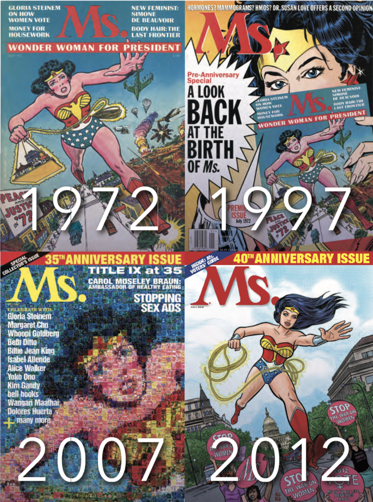 """Smithsonian's """"Sidedoor"""" Podcast Examines How Ms. Made Wonder Woman a Feminist Icon"""