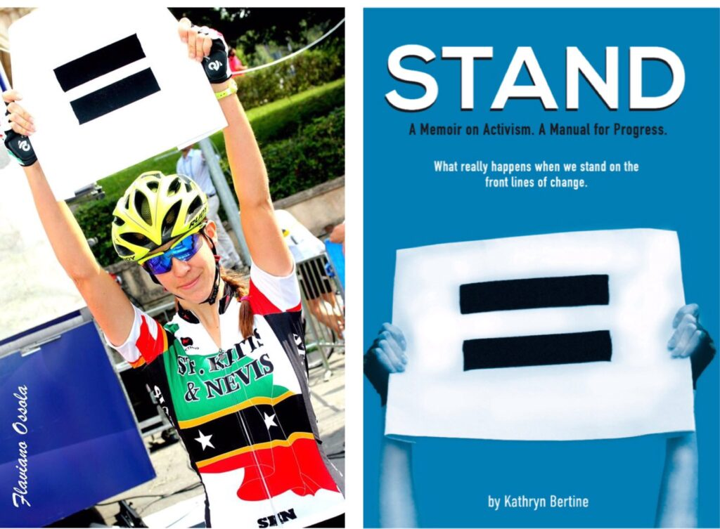 The Ms. Q&A: Kathryn Bertine on Gender Equality in Cycling