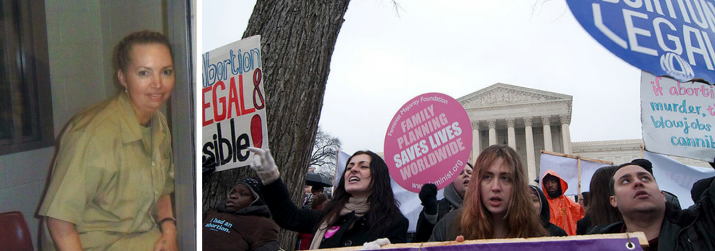 abortion pill supreme court lisa montgomery death penalty women