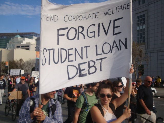 To Stop the Violence of Student Loan Debt, Biden Must Cancel It All