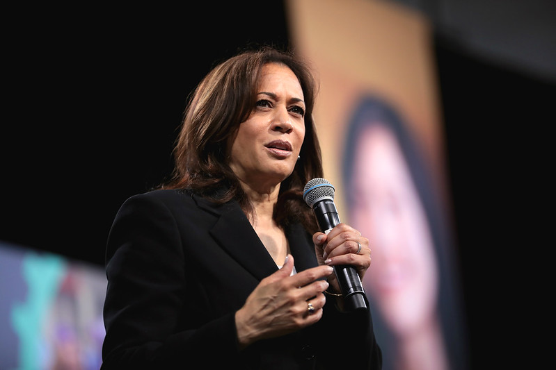 Vice President Kamala Harris Can Only Fail Now