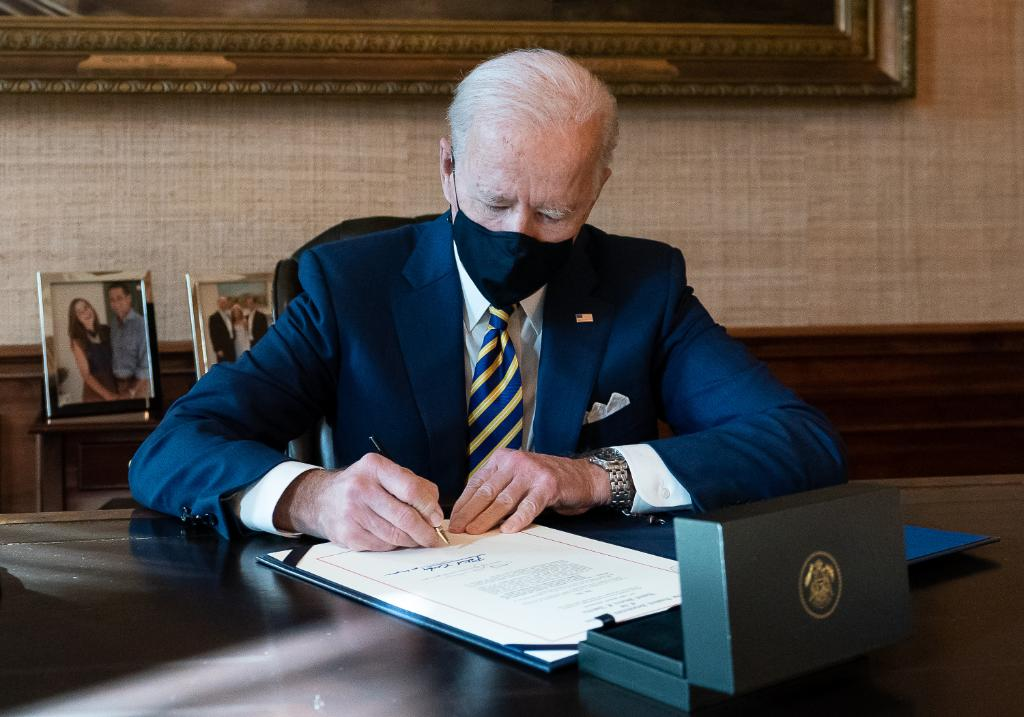 What President Biden's LGBTQ Executive Order Does and Doesn't Do