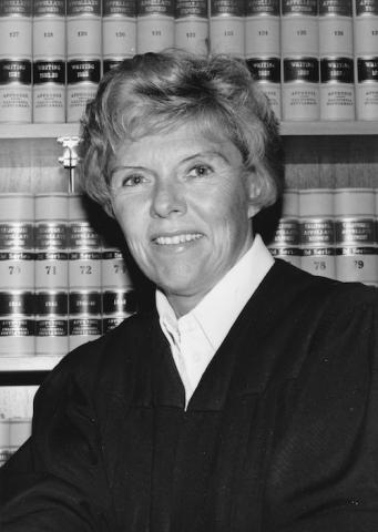 "Rest in Power: Justice Joan Dempsey Klein, Who Devoted ""Every Day"" to Eliminating Gender Discrimination"