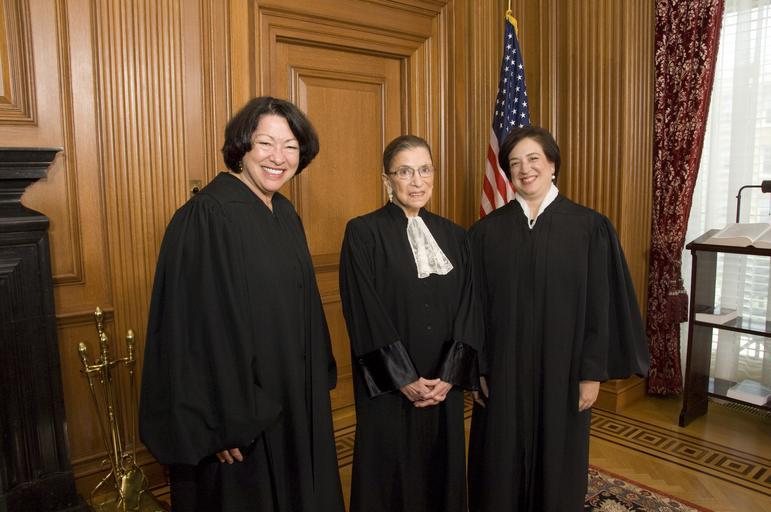SCOTUS Abortion Pill Decision: Sotomayor Takes Up Mantle of Dissent, Following in RBG's Footsteps