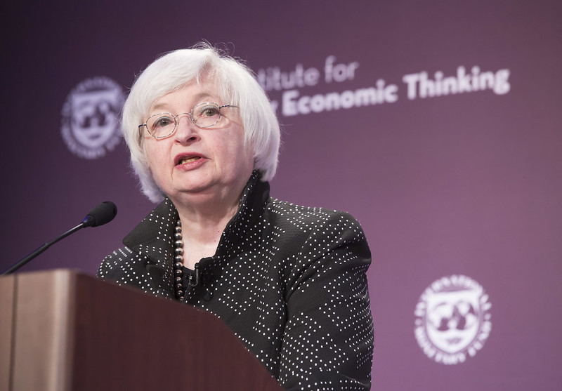 A Table for 12, Please: Janet Yellen is Willing to be Dangerous