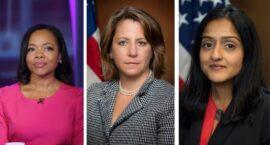 Feminists Call for Swift Confirmations for Biden's Women DOJ Nominees