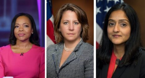 Feminists Call for Swift Confirmations for Biden's Women DOJ Nominees
