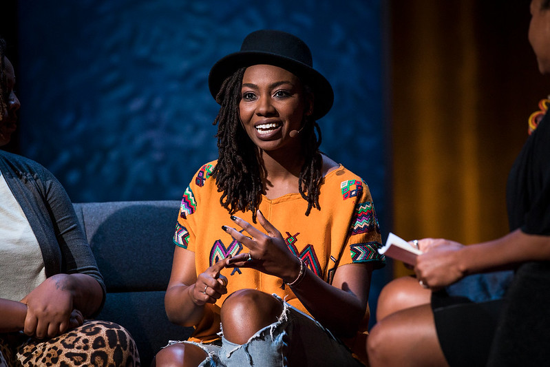 The Ms. Q&A: Black Lives Matter Co-Founder Opal Tometi on the Fight for Racial Justice